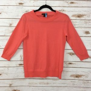 J. Crew Merino wool Tippi sweater size small